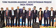 Türk Telekom Grubu ve Erciyes Üniversitesi işbirliği