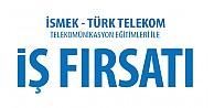 'Türk Telekom, İSMEK ile birlikte 'Telekomünikasyon Satış Danışmanı yetiştirecek