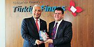 Türkiye Finans'ta bayrak değişimi