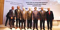 Türkiye'de ilk; Çelik Test ve Araştırma Merkezi