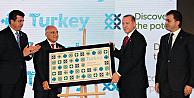 """Türkiye'nin yeni logosu ve sloganı açıklandı; """"Gücü keşfet"""""""