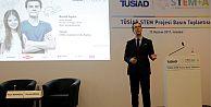 TÜSİAD STEM Projesi kamuoyuna açıklandı