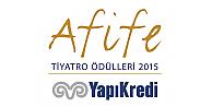 Yapı Kredi Afife Tiyatro Ödülleri heyecanı başladı