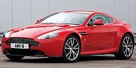 Yarışçı bir ruh: Aston Martin Vantage, Damp;D Motorlu Araçlar,