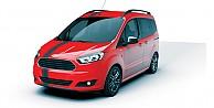 Yeni Ford Tourneo Courier Blackline serisi Türkiye'de