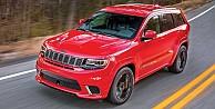 Yeni Jeep Grand Cherokee, dünyanın en güçlü ve hızlı SUV'u iddiasıyla pazarda