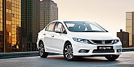 Yenilenen Civic Sedan teknolojik ve konforlu