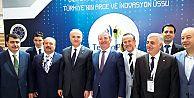 Yıldız Teknopark Ar-Ge İnovasyon Zirvesi ve Sergisi'ne katıldı