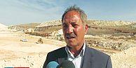 Şanlıurfa'da Türkiye'nin en büyük Besi Organize Sanayi Bölgesi yapılıyor