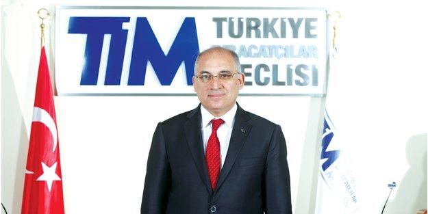 """TİM, 'İhracat Destek Paketi Önerileri""""ni Başbakan'a sundu"""