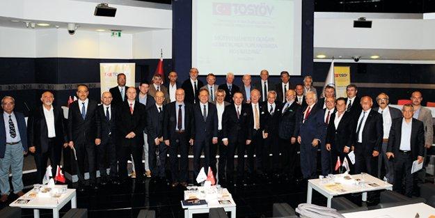 TOSYÖV Mütevelli Heyet Olağan Genel Kurul Toplantısı: Girişimcinin gücü; TOSYÖV
