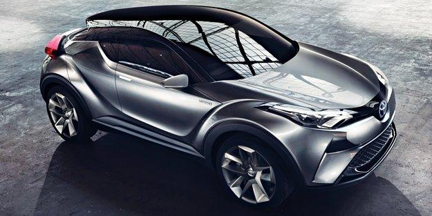 Toyota'nın yeni C segment crossover modeli Türkiye'de üretilecek