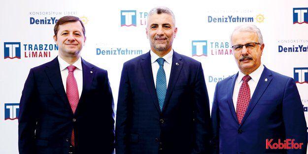 Trabzon Limanı 325 milyon TL değerle borsa yolunda