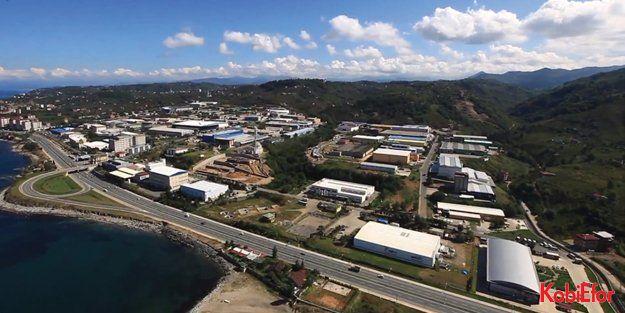 Trabzon Mega Endüstri Bölgesi Projesi hayata geçiyor