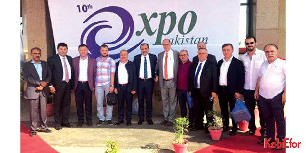 Trabzon TSO  Pakistan'da