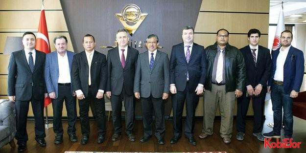TÜBİTAK ile Malezya SIRIM işbirliği yapacak