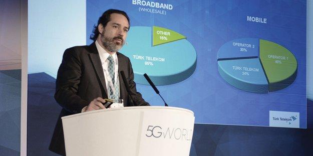 Türk Telekom 5G teknolojileriyle şehirde
