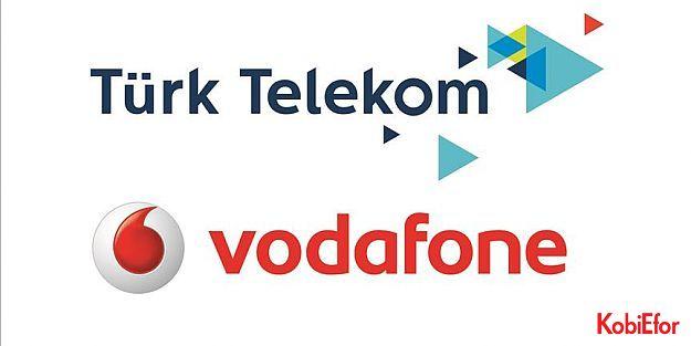 Türk Telekom ve Vodafone bin 472 yerleşim yerini mobile taşıyacak