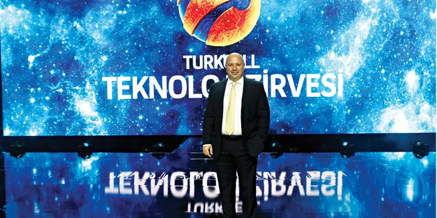 Turkcell Genel Müdürü Kaan Terzioğlu: