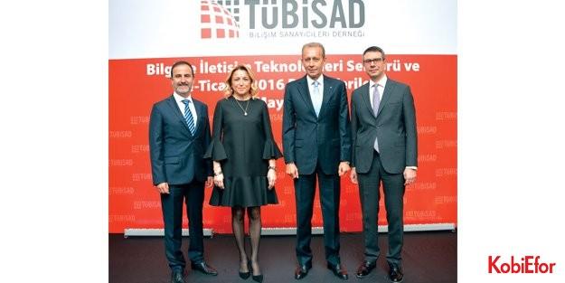 Türkiye bilgi ve iletişim teknolojileri sektörü 94.3 milyar TL büyüklüğe ulaştı