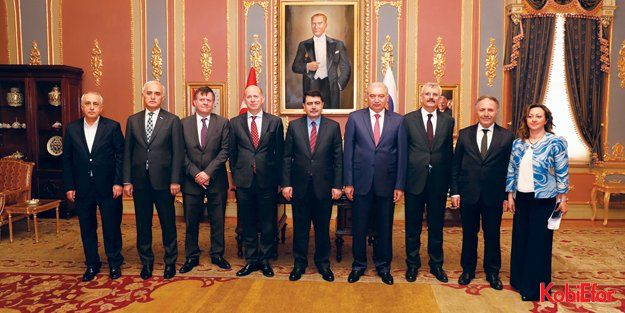 Türkiye ile Birleşik Krallık, bilim ve inovasyondaki işbirliğini genişletti