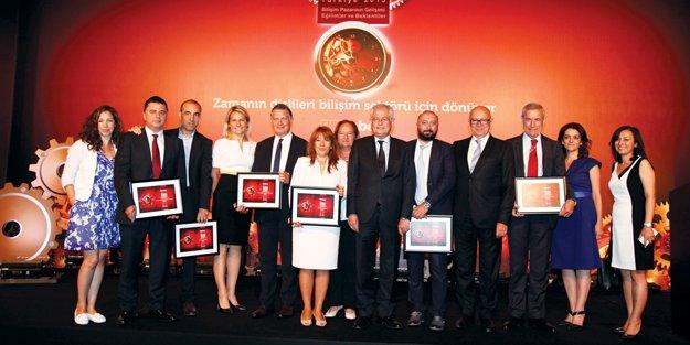 """'Türkiye'nin İlk 500 Bilişim Şirketi"""" açıklandı"""
