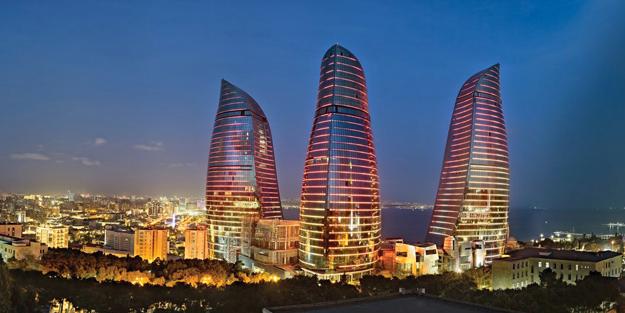Türkiye'nin burnunun ucundaki; AZERBAYCAN