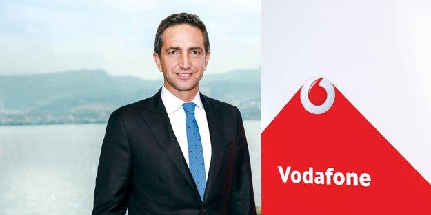 """Türkiye'nin ilk 'Nesnelerin İnterneti Platformu"""" Vodafone'dan"""