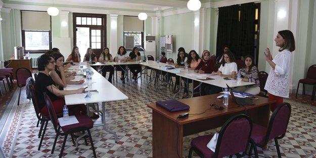 Türkiye'nin Mühendis Kızları sertifikalandı