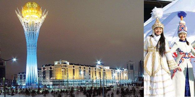 Türkiye'nin üretici sektörleri için hedef pazar;KAZAKİSTAN