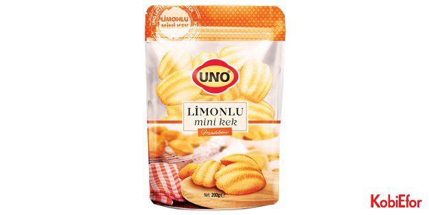 Uno'dan limon kadar ferah ve lezzetli yeni ürün!