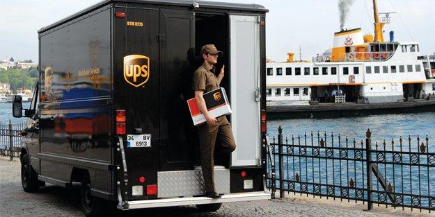 UPS ilk çeyrekte rekor kazanç sağladı