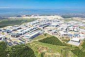 İMES Organize Sanayi Bölgesi: Fabrika üretim üssü