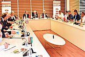 Antalya, Isparta, Burdur OSB'leri İstişare Toplantısı yapıldı