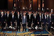 OSBÜK XIII. Olağan Genel Kurul Toplantısı'nda Cahit Nakıboğlu, yeniden OSBÜK Başkanı seçildi