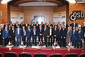 OSBÜK İç Anadolu Bölge Toplantısı, Kayseri'de gerçekleştirildi