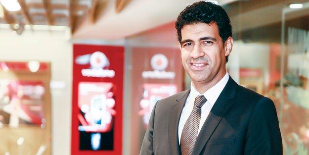 Vodafone ile Türkiye'de bir ilk