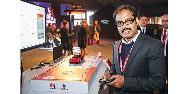 Vodafone pil ömrünü 10 yıl uzatan teknolojiyi tanıttı