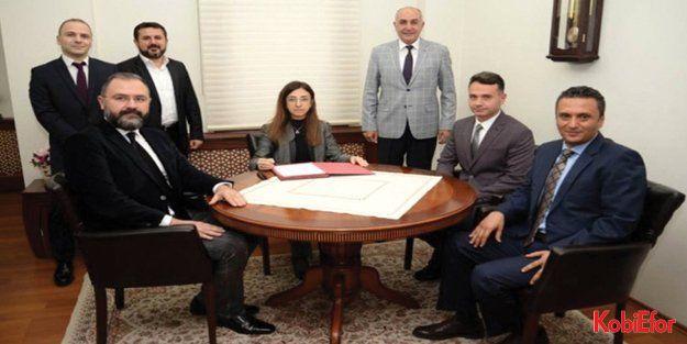 Yalova Taşıt Yan Sanayi OSB protokolü imzaladı