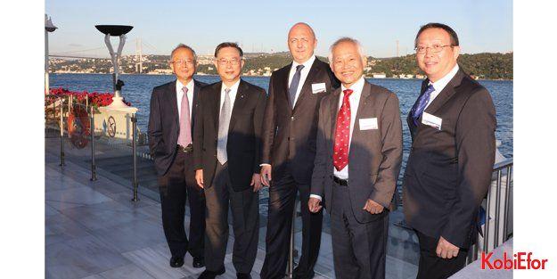 Yang Ming, Türkiye ile Uzakdoğu arasında direkt servis başlattı