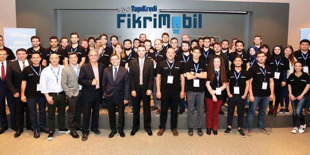 Yapı Kredi FikriMobil'de final heyecanı