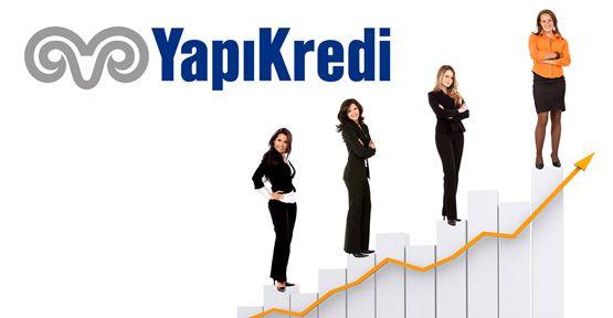Yapı Kredi'den kadın girişimciye