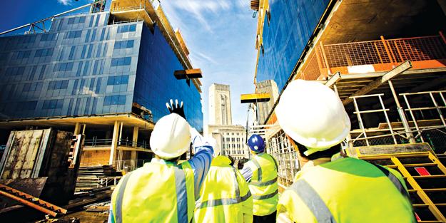 Yapı sektöründe veriler ve göstergeler; 2015 vites büyütecek