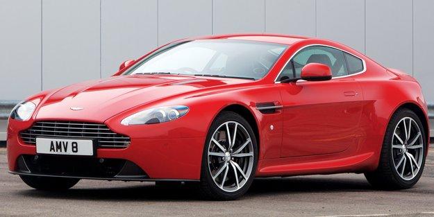 Yarışçı bir ruh: Aston Martin Vantage, D;D Motorlu Araçlar,
