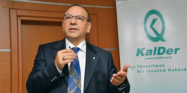 Yılmaz Bayraktar, KalDer'in yeni Yönetim Kurulu Başkanı oldu