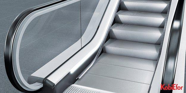 Yürüyen merdiven ve yollarda ileri teknoloji; KONE TravelMaster