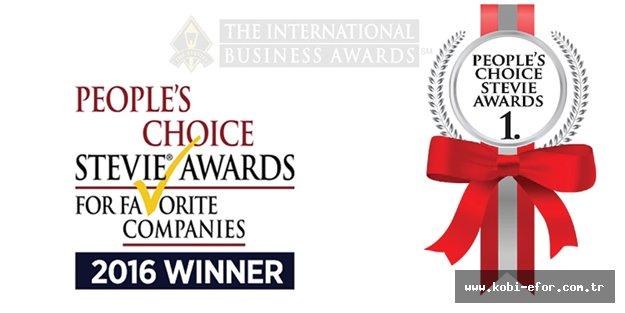 Ziraat Bankası, People's Choice Oylaması'nda 1. Banka seçildi
