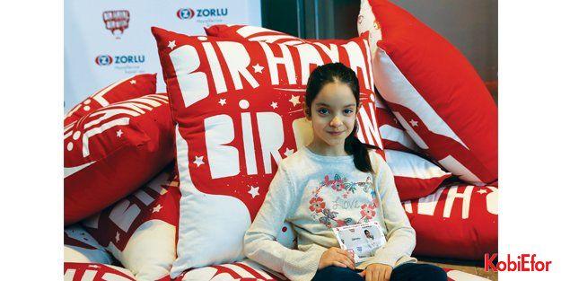 Zorlu Holding Bir Hayal bir Oyun Yarışması'nın birincisi; Ceren Çelik