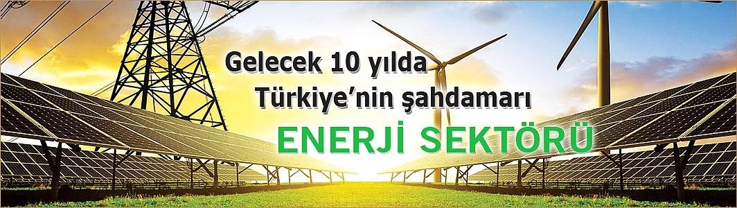 Gelecek on yılda Türkiye'nin şahdamarı:ENERJİ SEKTÖRÜ