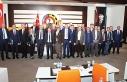 TOSYÖV, KOBİ destekçilerini Afyonkarahisar'da...